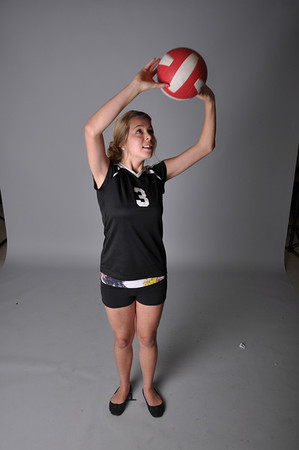 2011 Volleyball Photoshoot