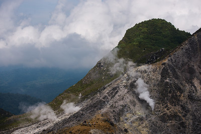 Volcanoes and Bataks - a trip to Northern Sumatra