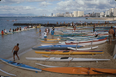 6th Annual Tri Ocean Surfski-Kayak Race 12-17-1994