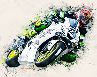 235 Sprint Artwork