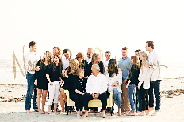 Washington Family | Beach Session