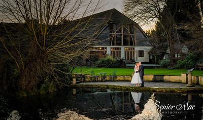 James and Ellie's Rivervale Barn Wedding