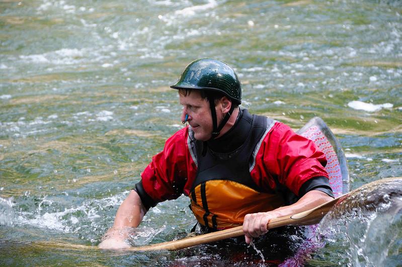 John @ Halls of Karma New River, West Virginia