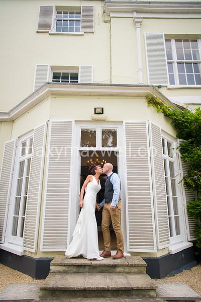 Gemma & Dan, at The Deer Park Country Hotel, Honiton Devon