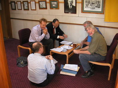 Meeting@Pittwood, 1 Sept