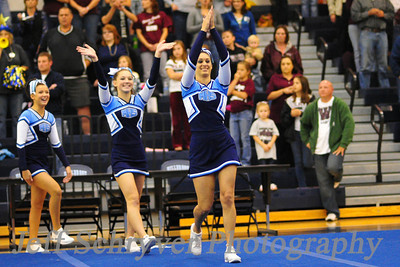 2009 Cheer Competition @ MHS