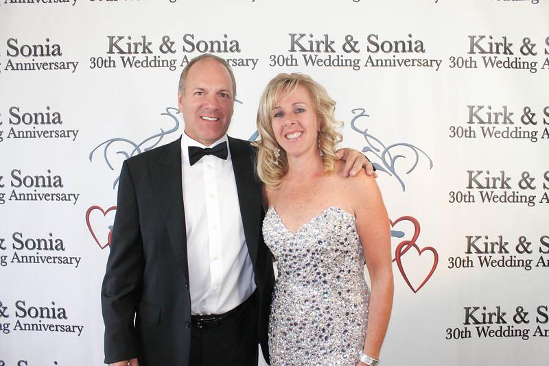 Kirk & Sonia 30th Anniversary