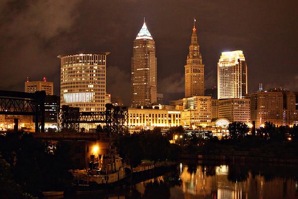 Sunday Night In Cleveland