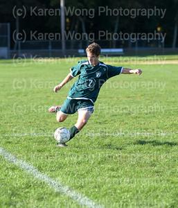JV Boys Soccer 10-10-18