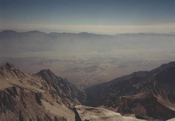 Mt Whitney 2000