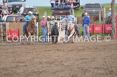 Steer Wrestling 06-22-13