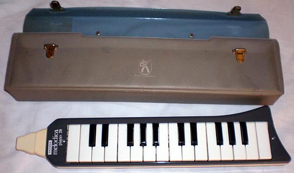 Hohner HM-926 Soprano (first series Piano 26) 1961