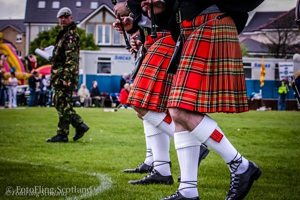 Bathgate & West Lothian Highland Games
