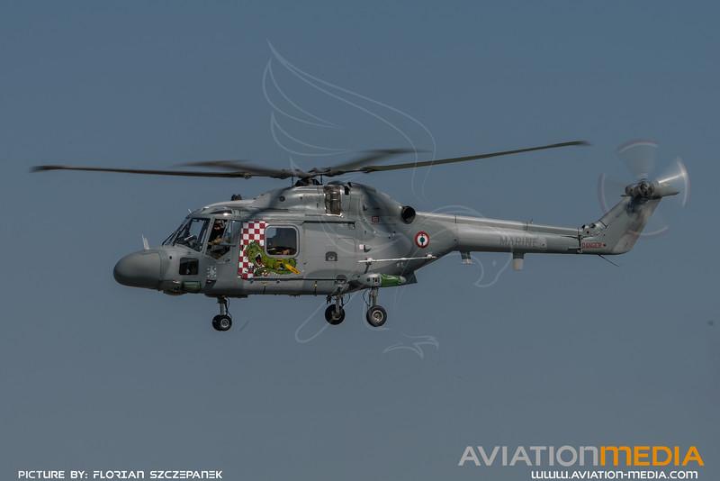 French Navy / Westland WG-13 Super Lynx Mk100 / 622 / Sea Dragon Livery
