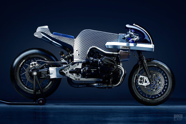 BILLET STING DNA'S HONEYCOMB MONOCOQUE BMW