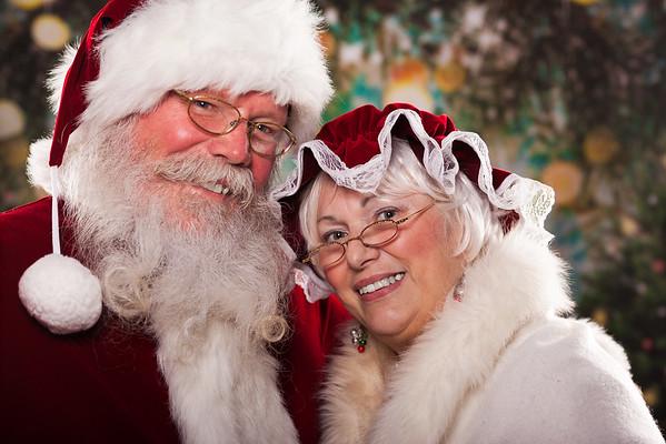 Santa-Con 2021 Portraits