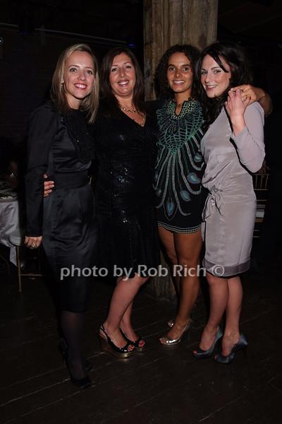Chloe Lloyd-Jones, Trish Wheelan, Jade Richardson, Moira Breslin photo by Rob Rich © 2008 robwayne1@aol.com 516-676-3939