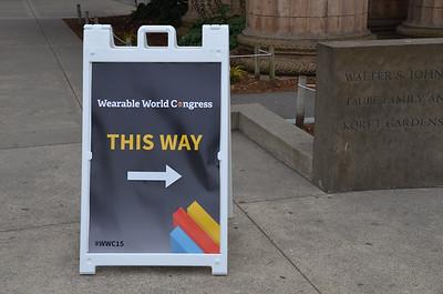 Wearable World Congress 2015