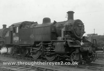 84020-84029 Built 1957 Darlington