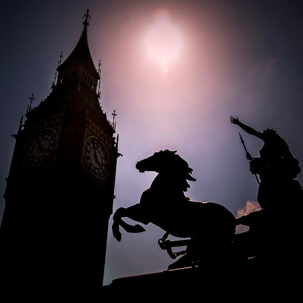 Boadicea At Westminster