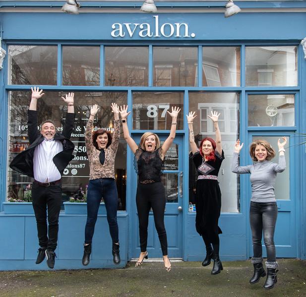 Avalon Salons