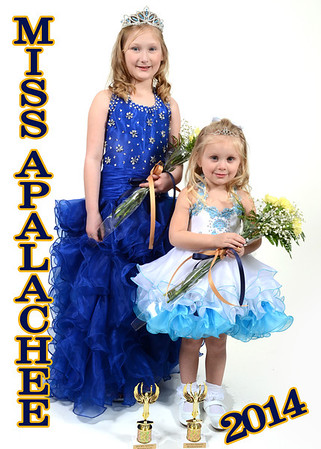 Apalchee Pageant 2014