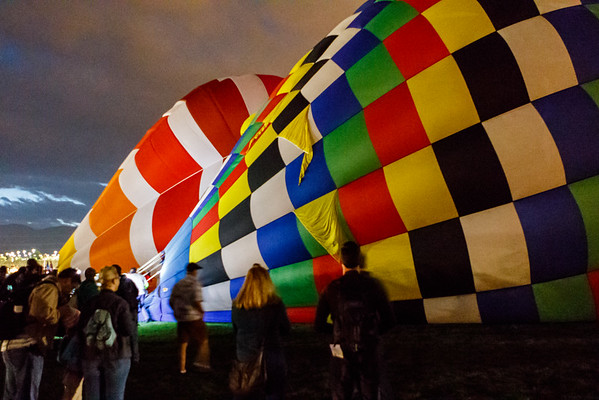 Albuquerque International Ballon Fiesta - Sat, Oct 3, 2015