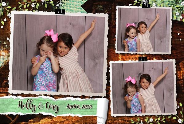 Holly & Cory