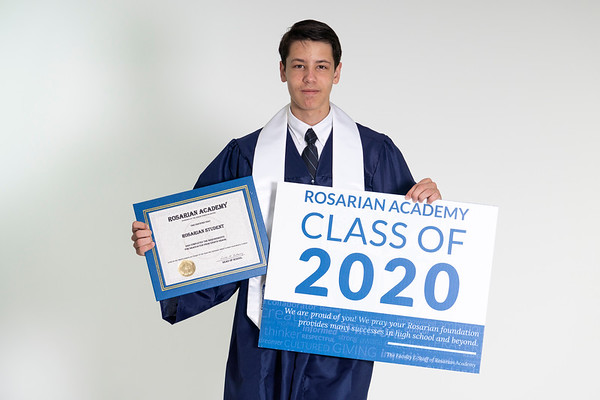 Hernandez Family Graduation May 2020