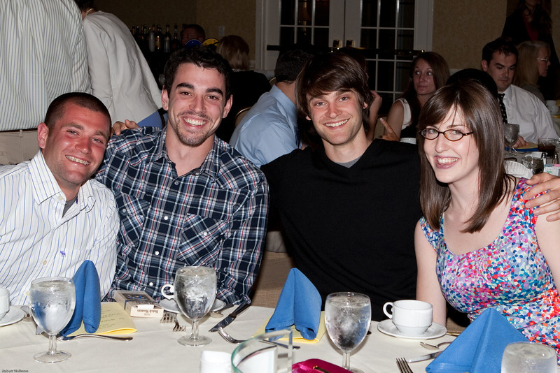 Widener Graduation Banquet 2010