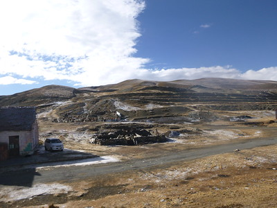 Boliva Death Road pictures
