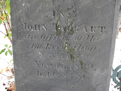 John Taggart Grave