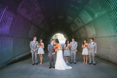 Morjen + Danielle Wedding