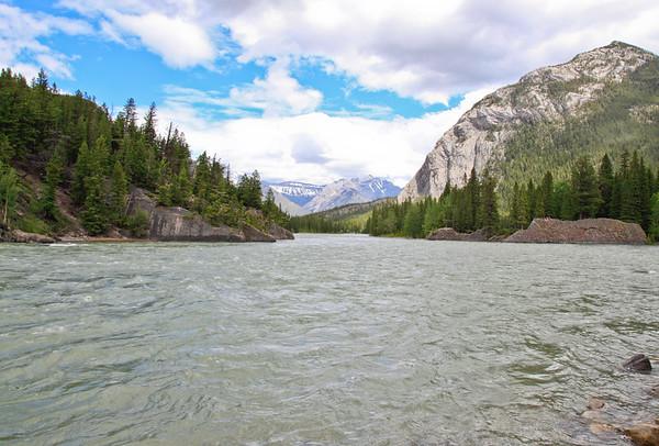 Bow Falls Banff