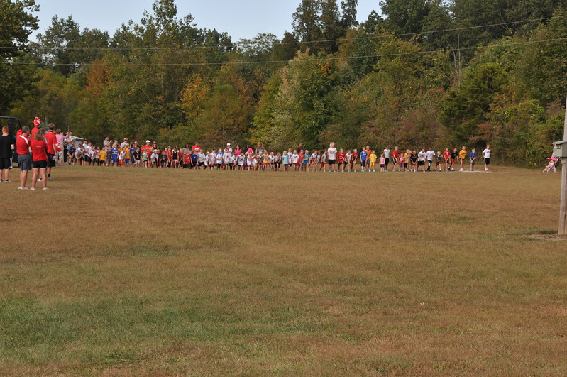 Fun Run, Coaches and Fans