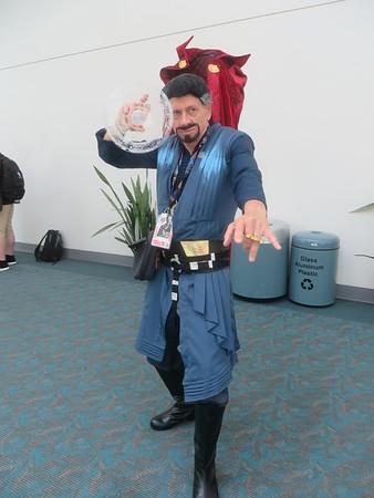 San Diego Comic-Con 2017 - Cosplay