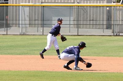 JV Baseball vs. Mesa 2
