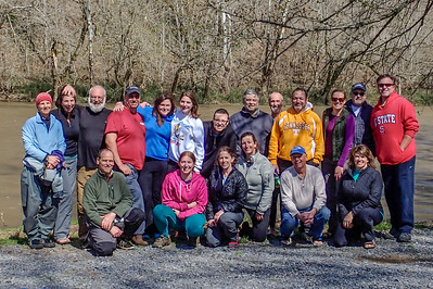 2015-04-04 Big Cedar Creek to Clinch River, VA