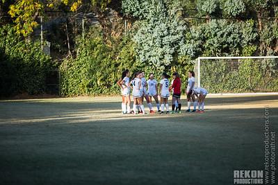 FP Girls Soccer 01/12/18