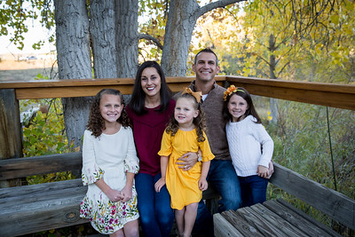 Rosenberg Family 2018