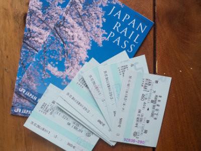 JR Japan Rail Pass, image copyright Chomphuphucar / Shutterstock.com