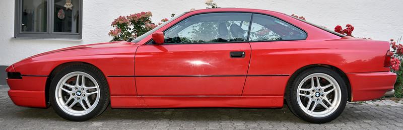 BMW E31 Bilstein B12 statt EDC