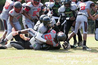 09-30-2017 North Potomac Braves 12U vs Patuxent Rhinos at Quince Orchard HS, Photos by Jeffrey Vogt Photography