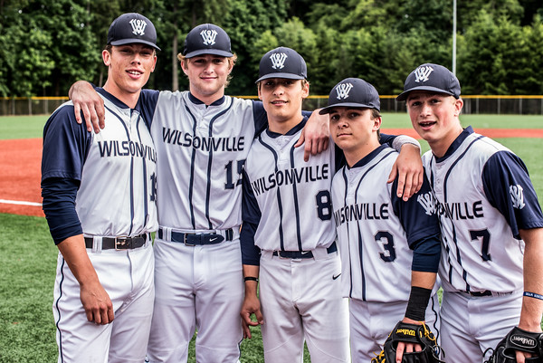 2019 Varsity Baseball vs. Scappoose - Senior Night