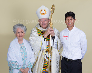 2015 Holy Family Parish Confirmation 2