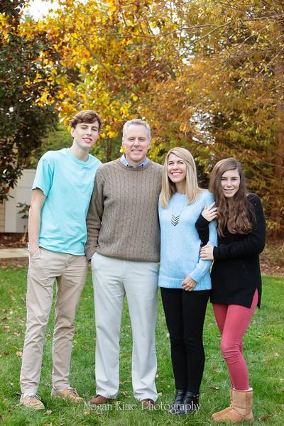 Strickland Family 2018