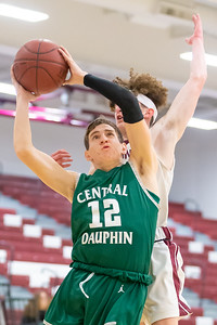 2020-01-21 | JV Boys | Central Dauphin @ Altoona