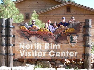 Grand Canyon Rim-to-Rim, MAY 29, 2006