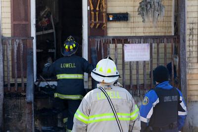 Thanksgiving Day Lowell blaze - November 23, 2018
