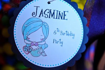 JASMINES BIRTHDAY 2012